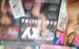 Revista Em Quadrinho Pornô