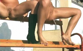 Lesbian Mijando Rosto E Bunda