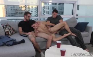 Jovens Titans Porno Gay