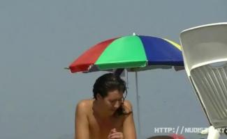 Praia De Nudismo Com Sexo