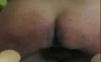 Esperma Branco Porra Latina Buceta