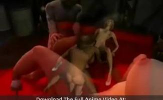 Anime De Mulher Peladas