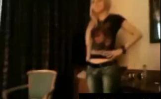 Blondie Mamãe Recebe Seu Melhor Orgasmo Preto