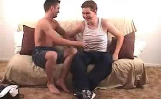 Porno Gay Capitao America