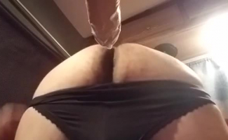 Cara Erótico Foda Sua Madrasta Com Grande Pênis E Esguichando