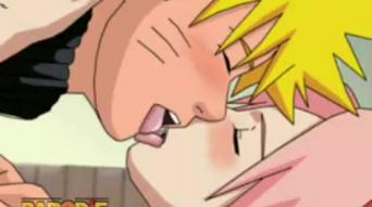 Naruto E A Hinata Transando