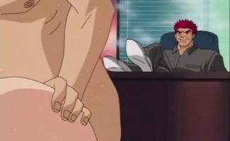 Personagem De Anime Feminina
