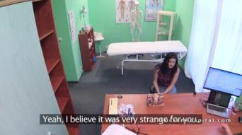 Enfermeira Transando Com Paciente No Hospital