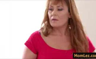 Mae E Filha Lesbicas Fudendo