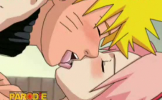 Naruto E Sasuke Se Beijando Pelado