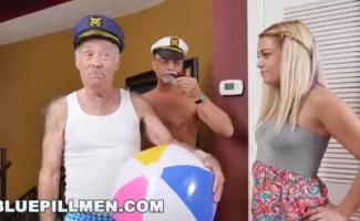 Homens Velhos Fazendo Sexo