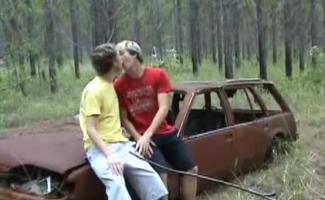 Vídeo De Gays Transando