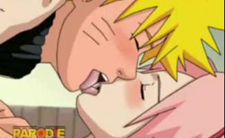 Sasuke E Naruto Transando Gay