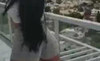 18yo Evelyn Fica Deepthroat Por Idoso Pau