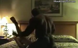 Ebony Milf Com Tits Colossais Stacy Stevens Recebendo Uma Batida Dura