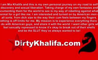 Mia Khalifa Transando Gifs