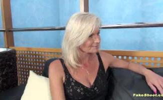 Casting Falso Como Uma Prostituta Por Algum Dinheiro, Lily Leclair Priya UMA Com Corpo Perfeito E Um Corpo De Qualidade Foram Levados Para Um Passeio