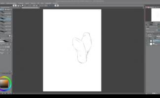 Desenho Transando Com Desenho