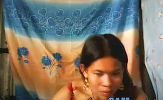 Big Tits Filipina Babe Em Audição De Casting