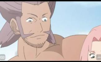 Naruto Batendo Punheta Gay