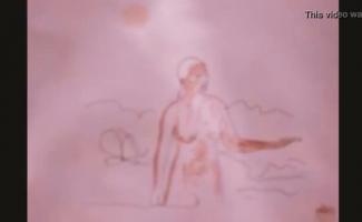 Desenho De Mulher Semi Nua