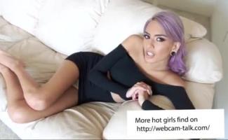 Flirty Adolescente Val Lea Grita Durante O Sexo Interracial