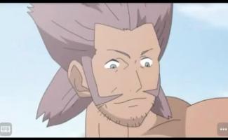 Kaguya Transando Com Naruto