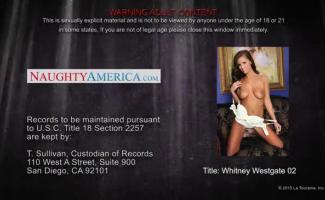 Whitney Westgate Tem Uma Bunda Grande E Gosta De Brincar Com Sua Nova Câmera HD