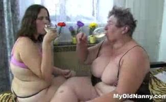 Velhas Gordas Fazendo Sexo