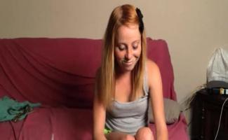 Adolescente Quente Recebe Seu Babaca Bombeado